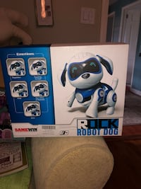 Robot Dog brand new in box Port Chester, 10573