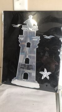 Lighthouse Self Adhesive Mirror Vaughan, L4L