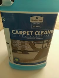 Carpet Cleaner Concentrated Unopened Woodbridge, 22192