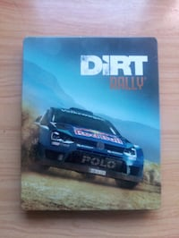 Caja metalica dirt rally 5846 km