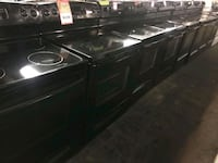 Black electric stoves in excellent conditions from $150 & up  Baltimore, 21223