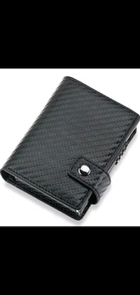 Double sided popup credit card wallet Vaughan, L4J 5L4