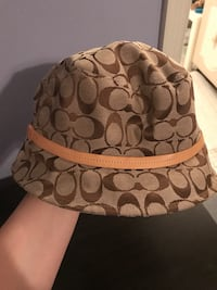 Coach hat like new condition  Toms River, 08755