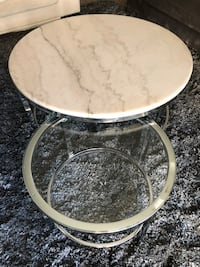 Marble nesting table Towson, 21286