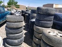 Tires n rim's for sale  Grand Junction, 81501