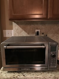 Stainless steel and toaster oven Washington, 20024