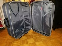 Pierre Cardin suitcase $40 Mississauga, L5V 2P3