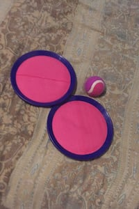Play catch with hand grips and a ball Laurel, 20723