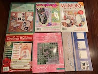 Scrapbooking books and magazines Oakville, L6L 4X4