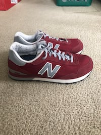 New Balance 515 sneakers men's size 10 West Hollywood, 90046