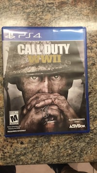 call of duty WWII Winchester, 22601