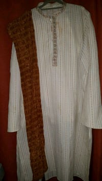 Mans Indian  3PC outfit size L  Brampton, L6Y