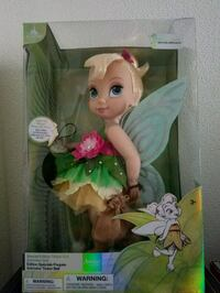 Disney Light Up Special Tinker Bell Animator Doll Orlando, 32837