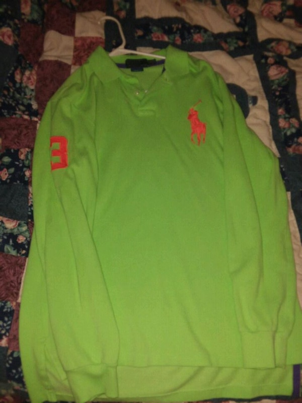 Polo Lauren Size Ralph Shirt Xl Men's vNw0m8n