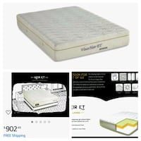 Brand-New-Luxury Plush Cal King Mattress Delivered Knoxville