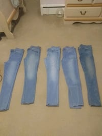 Womans jeans size 10 McLean