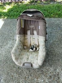 Old evenflo car seat