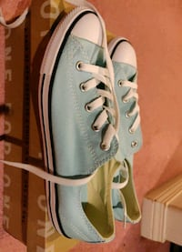 Light Blue New Converse Size 7.5 Vancouver, V5N 2H5