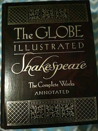 2-Shakespeare Books. Sioux Falls