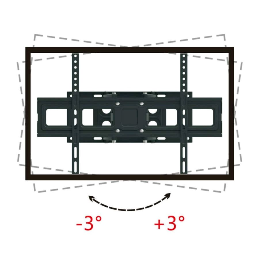 New HEAVY DUTY Full Motion Wall Mount for TV's 32-70, unopened 72f1844b-5fc9-47be-a39b-197ebde50dee