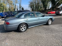 2000 Buick LeSabre fully loaded leather CD player power seats only 130,000 miles $2200 Catonsville