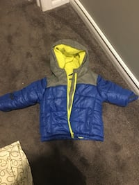 Toddler fall jacket size 18 months  Brantford, N3T 0E7