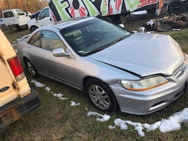 2001 accord coupe v6 part out