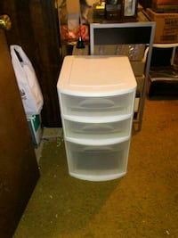 3 Drawer Storage Bin-Check My Profile For 150+ More Items!