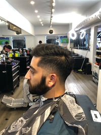 Free Haircut by an Apprentice Barber Toronto