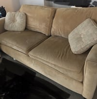 Comfortable Deep couch and Chair