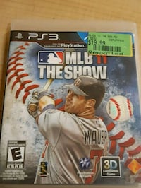 PS3 MLB the show 11