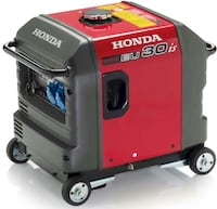 Generatore inverter honda 3.0 KW is 6991 km