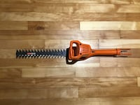 Black and decker hedge trimmer 784 km