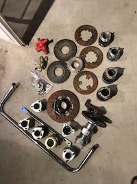 Shifter go kart parts new and used for price text me  Palmdale, 93551