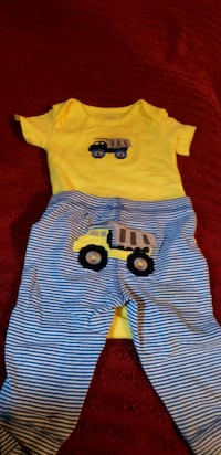 Carters outfit  Harpers Ferry, 25425