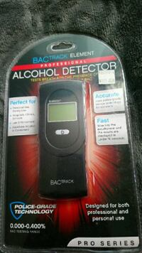 NEW Professional Alcohol Breathalyzer ONLY $39 (bought for $125)  Calgary, T2B 0E7