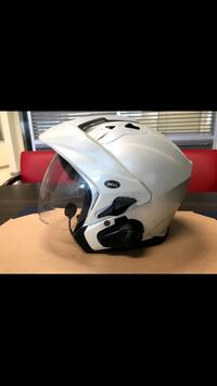 Helmet made by bell with Bluetooth installed Spring, 77373