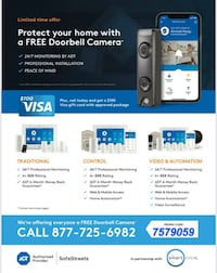 ADT: the home security you know and trust