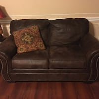 Excellent Love Seat and chair and 1/2 Alexandria