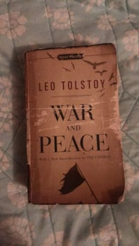 War and Peace by Leo Tolstoy Manor, 78653