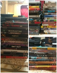 Dvds, Blu-rays and TV series for sell Edinburg, 78542