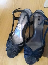 Size 9 1/2  sparkly Heels  Barrie, L4N 7M3