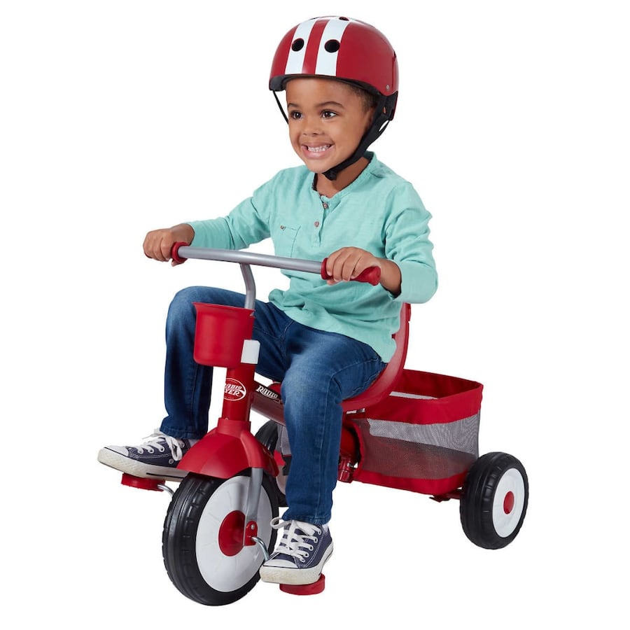 Radio Flyer 4-in-1 Stroll 'N Trike - FREE DELIVERY! 2ad5570e-5480-45e9-bec4-303c01d7aa63
