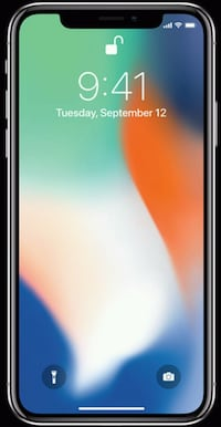 Iphone X - 256mb  Gjesdal, 4330