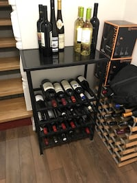 Moving Sale - Midtown TO - Dining Chairs/Wine Rack Toronto, M4T 1C4
