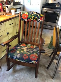 Rocking chair 354 mi
