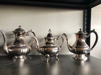 Antique Teapots  London, N6B
