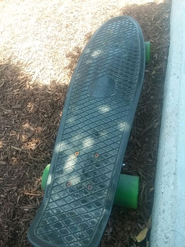 b7b2d96f94 Used Wealers Black Penny board  Skateboard for sale in San Jose - letgo