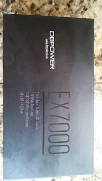 DBPower EX7000 action camera (gopro style) new in box - $25 (Summerlin) Las Vegas