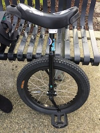 Off-road unicycle pretty much brand new worth over 3 hundred  Maple Ridge, V2X 5V3